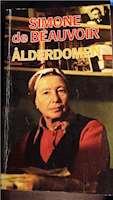 Omslag till boken Ålderdomen av Simone de Beauvoir