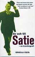 Omslagsbild till Av och till Satie.