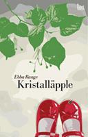 """Omslagsbild till boken """"Kristalläpple""""."""