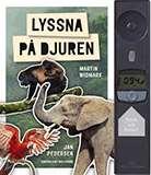 """Omslagsbild till boken """"Lyssna på djuren""""."""