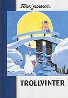 """Omslagsbild till boken """"Trollvinter""""."""
