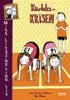 """Omslag till boken """"Kärlekskrisen""""."""