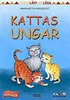 Omslagsbild till Kattas ungar.