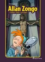 Omslagsbild till Allan Zongo - killen från rymden.