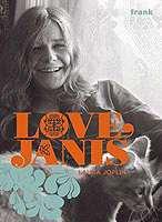 Omslagsbild till Love Janis.