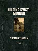 """Omslagsbild till boken """"Hilding Kvists minnen""""."""