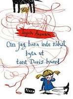 Omslagsbild till Om jag bara inte bytt ut tant Doris hund.