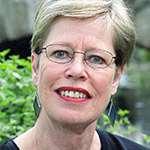 Författaren Helena Harnesk. Foto: Olle Norling