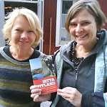 Katja Jahn och Ylva Fontell.