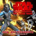 Omslagsbild till Star wars, de stora slagen.
