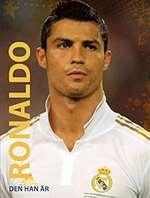 Omslagsbild till Ronaldo - den han är.