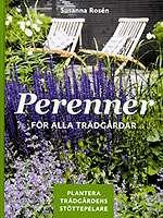Omslagsbild till Perenner för alla trädgårdar.