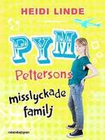 Omslagsbild till Pym Pettersons misslyckade familj.