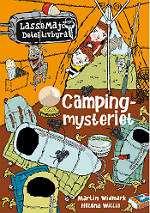 Omslagsbild till Campingmysteriet.