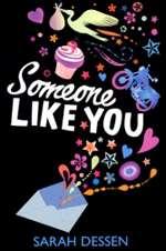 Omslagsbild till Someone like you.