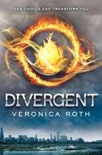 Omslagsbild till Divergent.