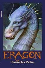 Omslagsbild till Eragon.