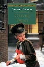 Omslagsbild till Oliver Twist.