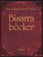 Omslagsbild till Bisarra böcker.