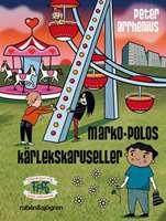 Omslagsbild till Marko-Polos kärlekskarusell.