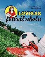 Omslagsbild till Lovisas fotbollsskola.