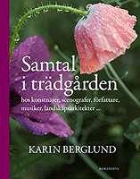 Omslagsbild till Samtal i trädgården.