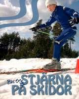 Omslagsbild till Bli en stjärna på skidor.