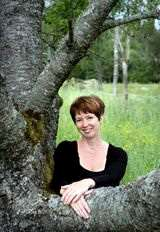 Författaren Katarina von Bredow. Foto: Christian Andersson.
