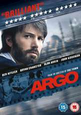 Omslagsbild till Argo.