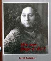 Omslagsbild till Min mor fånge Z 4517.