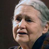 Doris Lessing.