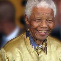 Nelson Mandela. Foto: South Africa The Good News, cc by 2.0