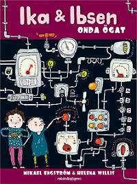 Omslagsbild till Ika & Ibsen - Onda ögat.