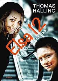 Omslagsbild til lEddie 12 och hon som heter Elsa/Elsa 12 och han som heter Eddie.