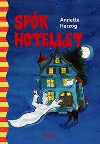 Omslagsbild till Spökhotellet.