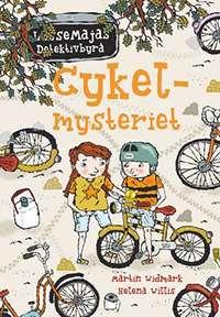 Omslag till boken Cykelmysteriet.