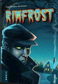 Omslagsbild till Rimfrost.