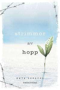 Omslagsbild till Strimmor av hopp.