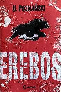 Omslagsbild till Erebos.