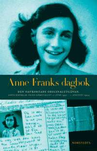 Omslagsbild tillAnne Franks dagbok.