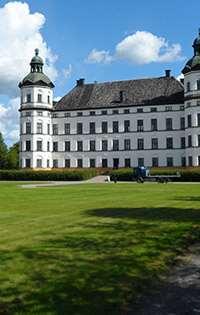 Skoklosters slott. Foto: MyMichelle, Wikimedia Commons