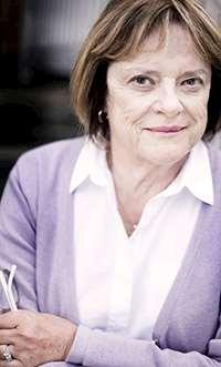 Cecilia Hagen. Foto: Ulrika Zwenger