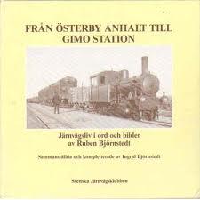 Bokomslag till boken Från Österby anhalt till Gimo station