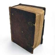 En gammal bok.