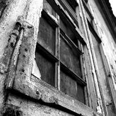 Fönster.