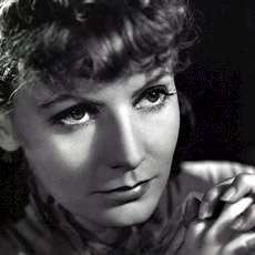 Greta Garbo i rollen som Anna Karenina.