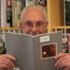 Krister Gustafsson, bibliotekarie på Stadsbiblioteket i Uppsala