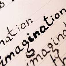 Ord skrivna på ett papper.