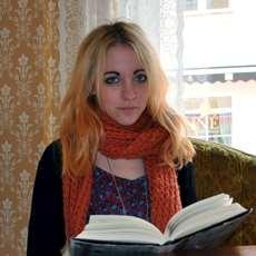 Sara Forsman. Foto: Louise Falkman.