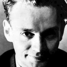 Författaren Stig Dagerman.